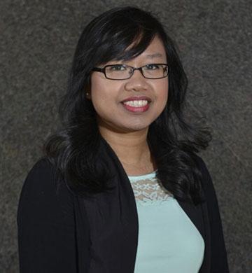 Joy Yusi, Office Manager & Marketing Coordinator