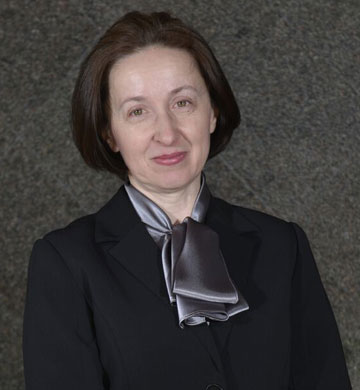 Nina Karaeva, Legal Assistant