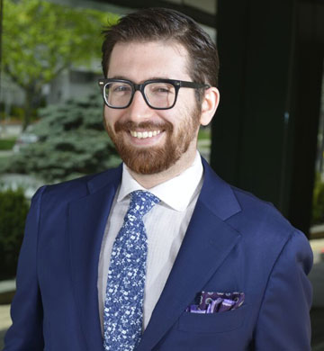Paul Adam, Associate Lawyer