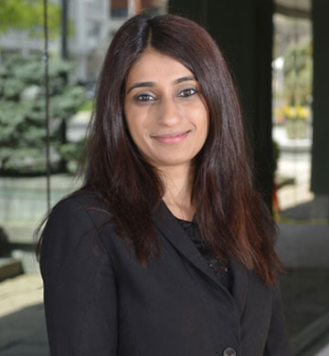 Simran Bakshi, Associate Lawyer